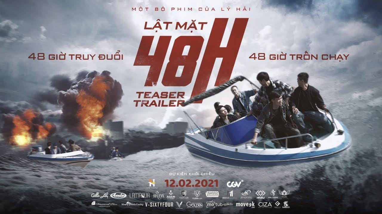 Phim mới Lật Mặt 48H: Rượt Đuổi Trên Sông