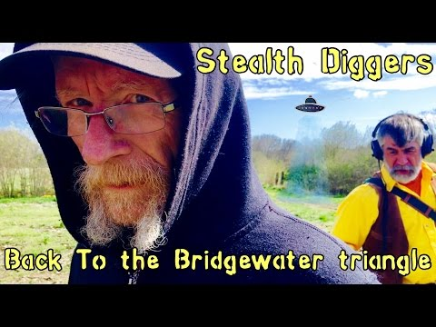 #144 Back to the Bridgewater triangle metal detecting fields in Mass. Coins & Relics Howard Hewitt