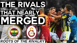 The Insane Derby that Spans Two Continents | Galatasaray vs Fenerbahçe | Roots of the Rivalry