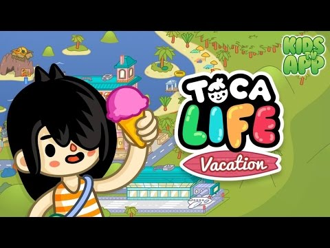 Toca Life: Vacation (Toca Boca AB) - Best App For Kids