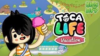 Toca Life: Vacation (Toca Boca AB) - Best App For Kids