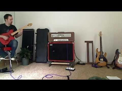 guitar amp riser a b test youtube. Black Bedroom Furniture Sets. Home Design Ideas
