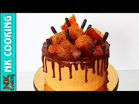 🍰 Кофейно - Шоколадный Торт Для Мужчины ♥ Мужской Торт ♥ Рецепты NK cooking