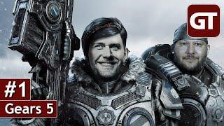 Thumbnail für das Gears 5 - Der Action-Blockbuster der Jahres Let's Play