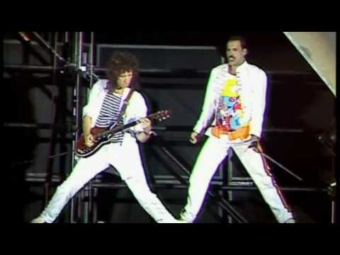 Queen - Now I'm Here (Live At Wembley)