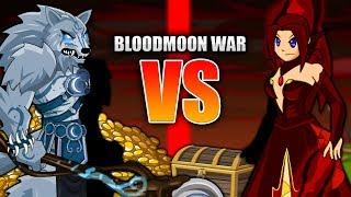 Vampire VS Lycan NEW ITEMS AQW AdventureQuest Worlds