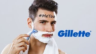 New Gillette Advertisement against