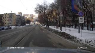 Виновник с посольскими номерами скрылся с места ДТП в Хабаровске