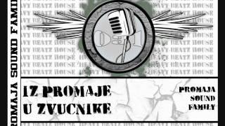 Promaja Sound Family - Borba (Serbian Rap 2011)