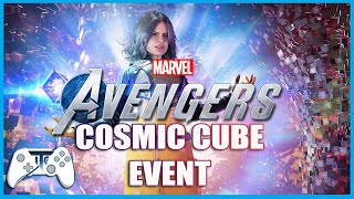 Avengers Cosmic Cube DLC Review. (Video Game Video Review)