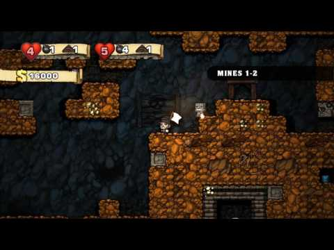 Let's Play Spelunky Ep 16