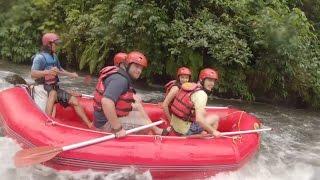 Bali White Water Rafting, Telaga Waja River