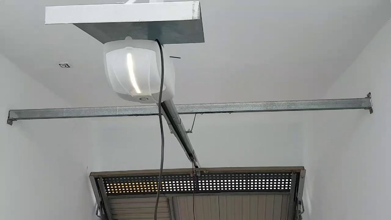 motor puerta garaje - youtube