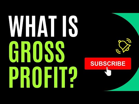 What Is Gross Profit And How To Calculate A Good Percentage