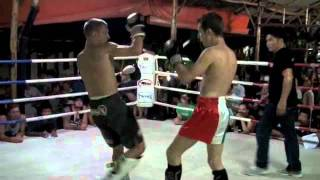 BBQ Beatdown 37: Dan (USA) vs Timothy (Australia) @ Tiger Muay Thai