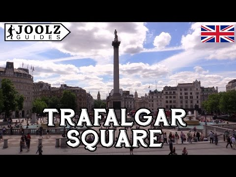 Trafalgar Square - London Uk - Things you didn