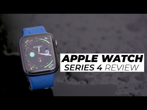 World's Best Smartwatch?   Apple Watch Series 4 Review   Trusted Reviews