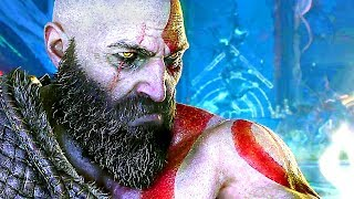 GOD OF WAR 4 Final Trailer (2018)