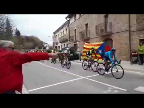 La Volta ciclista a Catalunya 2019 passa per Perafita