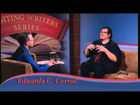 Visiting Writers Series Interview with Eduardo C. Corral