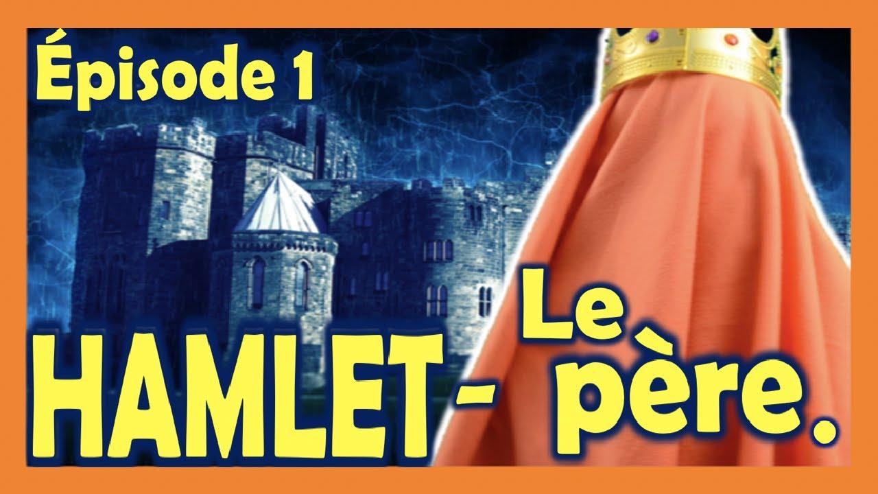 """Qui est HAMLET ? - Episode 1 - """"Au nom du spectre et du fils"""" -  BAS LES MASQUES !"""