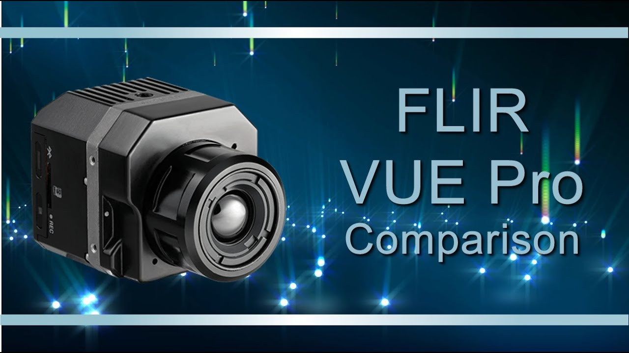 FLIR VUE PRO 640 Thermal imager 19mm Lens - 30Hz