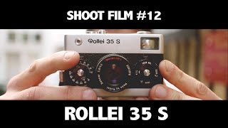 Rollei 35 S + PanF plus (ft. Mark Long)