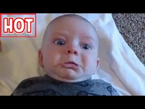 Videos Chistosos De Bebes 2017 - Asustados Por Pedos Jajaja - Videos De Risa De Bebes
