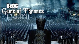 Fine di un\'era - GAME OF THRONES 8x06