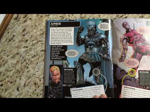 Kissy Reads DC Comics - Ares