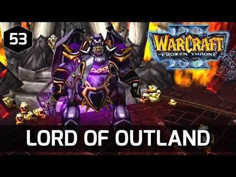 Warcraft 3 Story ► Illidan Becomes the Lord of Outland