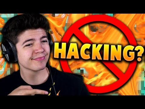 I'M HACKING?! | Minecraft SOLO MONEY WARS #4