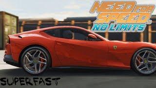 Need For Speed NO LIMITS ИСПЫТАТЕЛЬНЫЙ ПОЛИГОН FERRARI 812 SUPERFAST #5