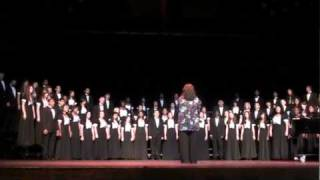 Rosas Pandan by ENCORE-Dawson High School Choir of Pearland, Texas