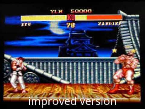 Street Fighter 2 CE - Sega Megadrive - Sound driver patch