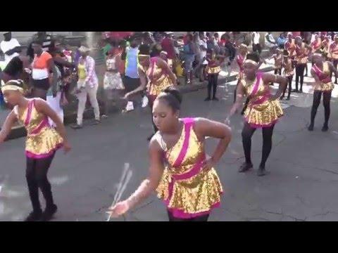 Sugar Mass 44 Children Carnival Parade Day 2015 (4)