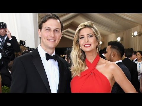 Ivanka Trump Will Step Down From Company As Husband Is Named Senior Adviser