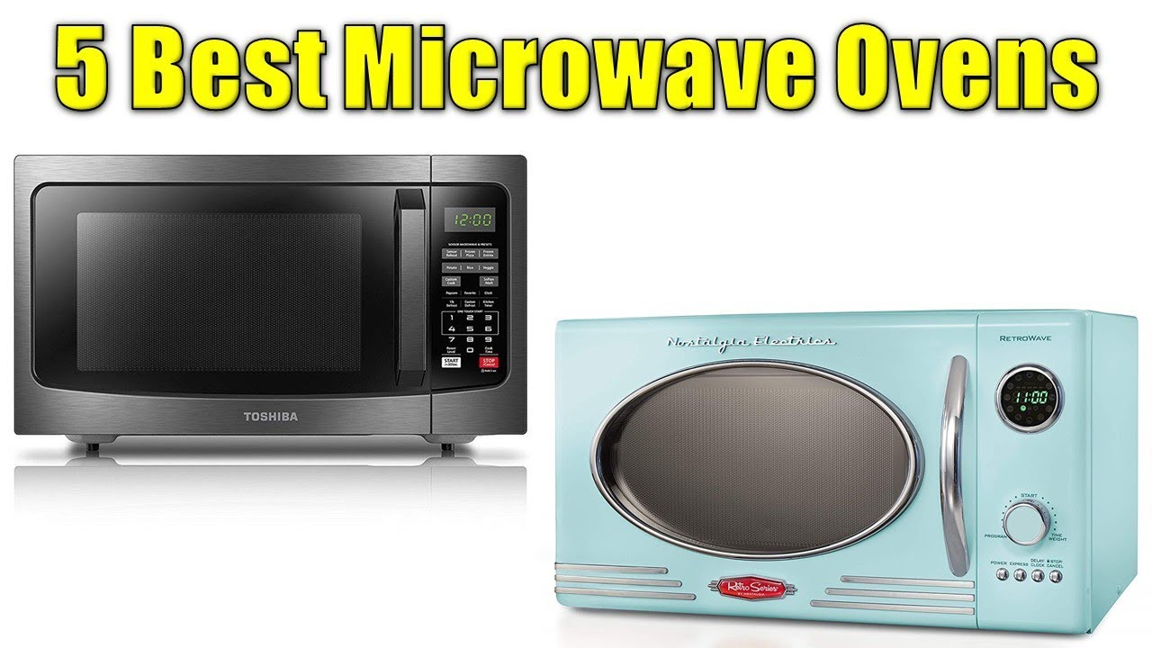 Top 5 Microwave Ovens Best