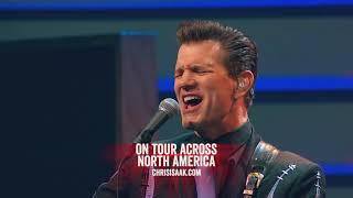 Chris Isaak with special guest Anderson East at Old National Centre on October 17th