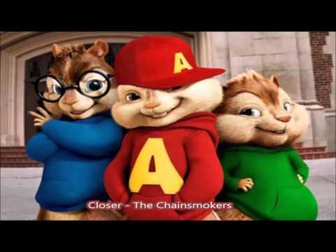 Closer The Chainsmokers - Alvin y las ardillas