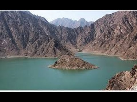 Dubai Hatta Dam Dubai UAE