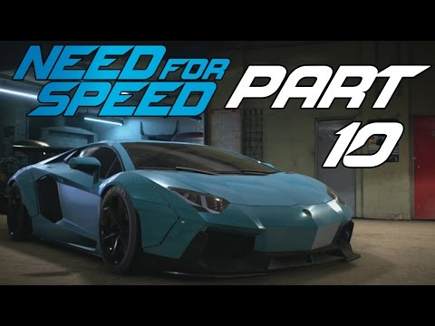 """Need For Speed (2015) - Let's Play - Part 10 - """"An Official Risky Devil"""""""