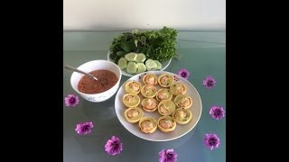 Vietnamese Mini Pancake | Bánh Khọt