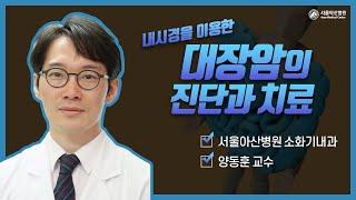 내시경을 이용한 대장암의 진단과 치료