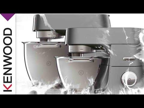 Leistung, die inspiriert | Kenwood Chef Titanium Küchenmaschine