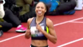 2012 US Women's Track & Field Olympic 200m Trials FINAL HD