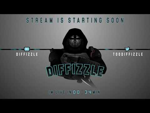 Diffizzle Twitch Stream - Scrims and some pubs | 20170315