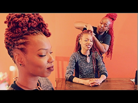 Loc Styling with MzLadyLox