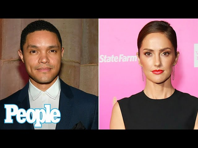 Trevor Noah & Minka Kelly 'Making Plans for a Future Together' as He Buys $27.5M Mansion