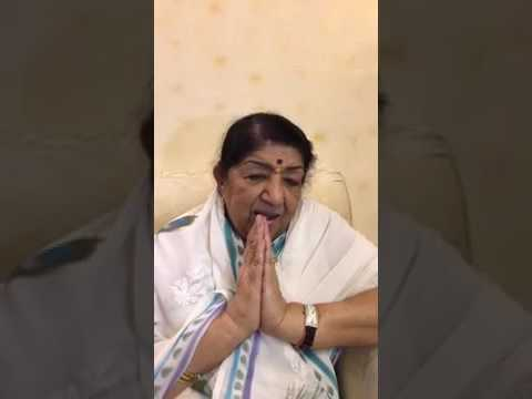 Lata didi on facebook live|||| 4 jan 2017